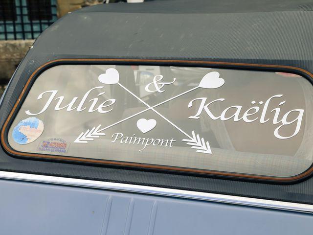 Le mariage de Kaëlig et Julie à Paimpont, Ille et Vilaine 46