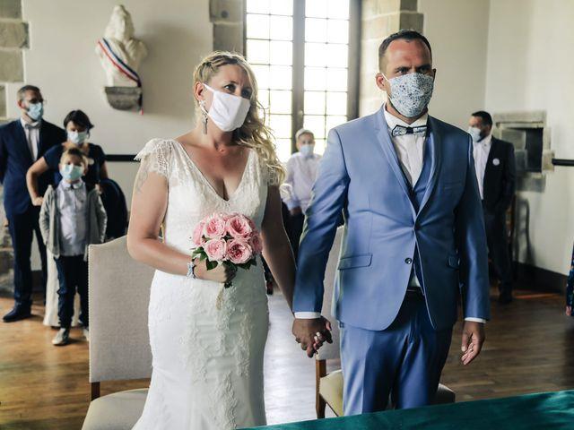 Le mariage de Kaëlig et Julie à Paimpont, Ille et Vilaine 53