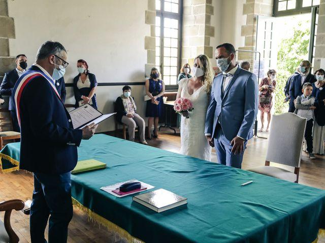 Le mariage de Kaëlig et Julie à Paimpont, Ille et Vilaine 57