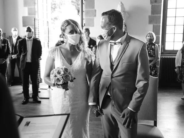 Le mariage de Kaëlig et Julie à Paimpont, Ille et Vilaine 58