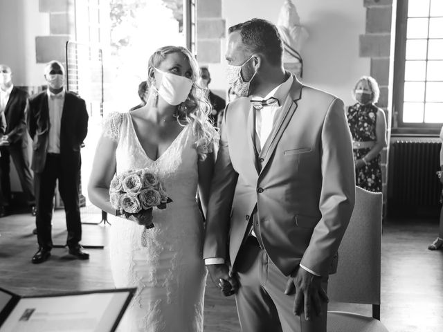 Le mariage de Kaëlig et Julie à Paimpont, Ille et Vilaine 59