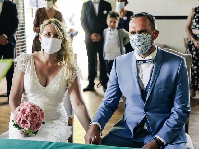 Le mariage de Kaëlig et Julie à Paimpont, Ille et Vilaine 61