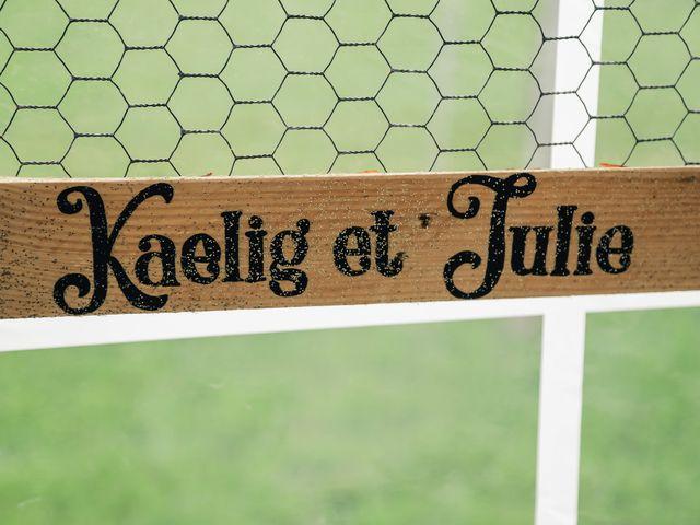 Le mariage de Kaëlig et Julie à Paimpont, Ille et Vilaine 180