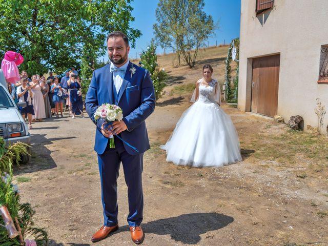 Le mariage de Mélanie et Jérémy à Figeac, Lot 5