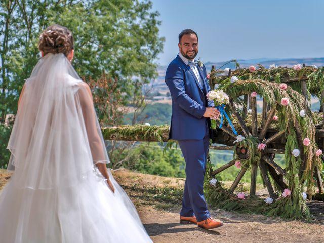 Le mariage de Mélanie et Jérémy à Figeac, Lot 6