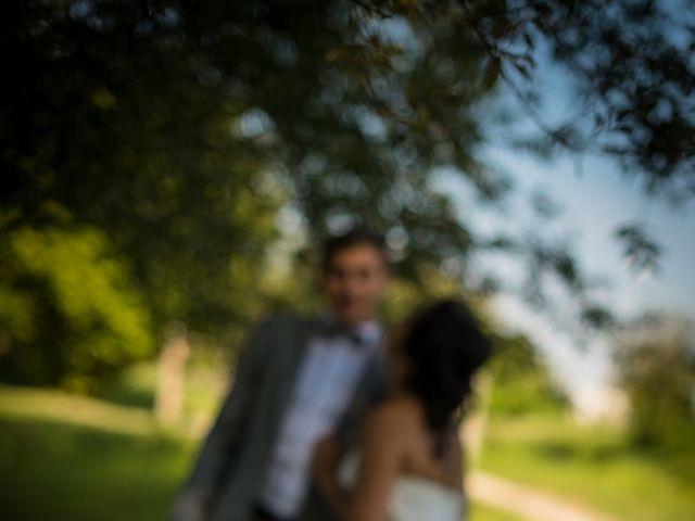 Le mariage de Victor et Youlie à Charly, Rhône 14