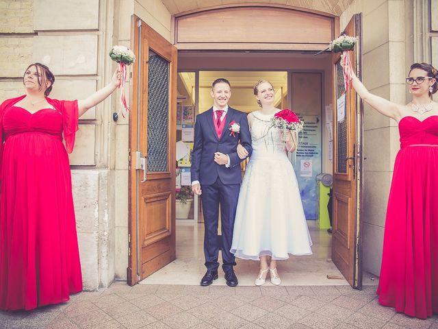 Le mariage de Nathan et Hélène à Saint-Romain-de-Colbosc, Seine-Maritime 30