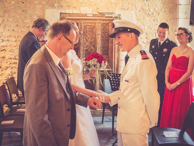 Le mariage de Nathan et Hélène à Saint-Romain-de-Colbosc, Seine-Maritime 43