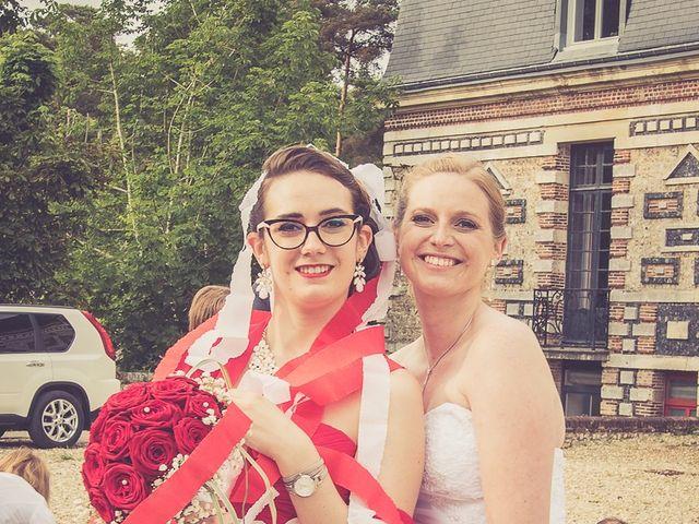 Le mariage de Nathan et Hélène à Saint-Romain-de-Colbosc, Seine-Maritime 62