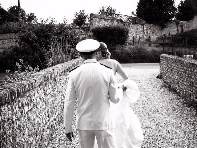 Le mariage de Nathan et Hélène à Saint-Romain-de-Colbosc, Seine-Maritime 75