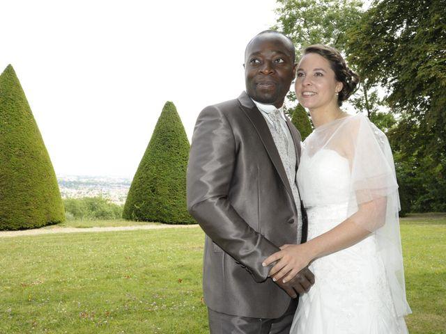 Le mariage de Philippe et Julie à Montesson, Yvelines 16