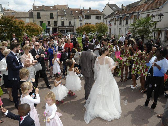 Le mariage de Philippe et Julie à Montesson, Yvelines 39
