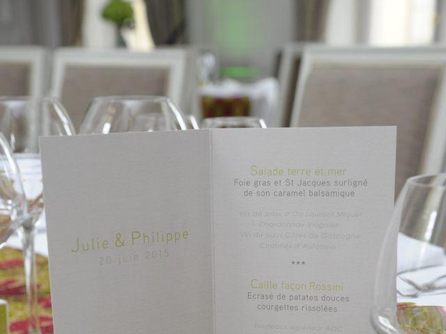 Le mariage de Philippe et Julie à Montesson, Yvelines 52