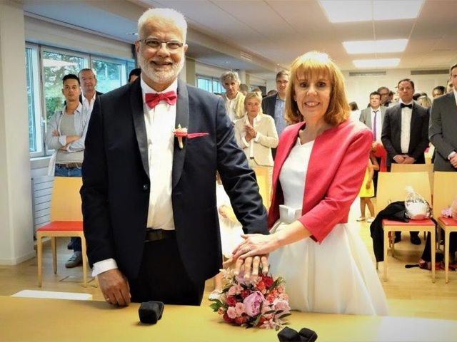 Le mariage de Nicolas et Catherine à Cergy, Val-d'Oise 8