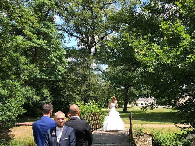 Le mariage de Morgan et Johanna  à Ormes, Loiret 11