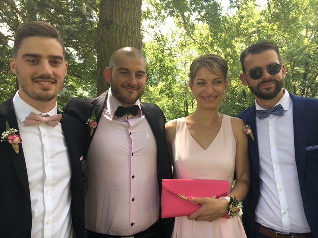 Le mariage de Morgan et Johanna  à Ormes, Loiret 16