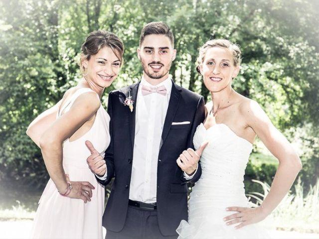 Le mariage de Morgan et Johanna  à Ormes, Loiret 47