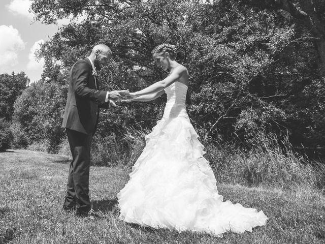 Le mariage de Johanna  et Morgan