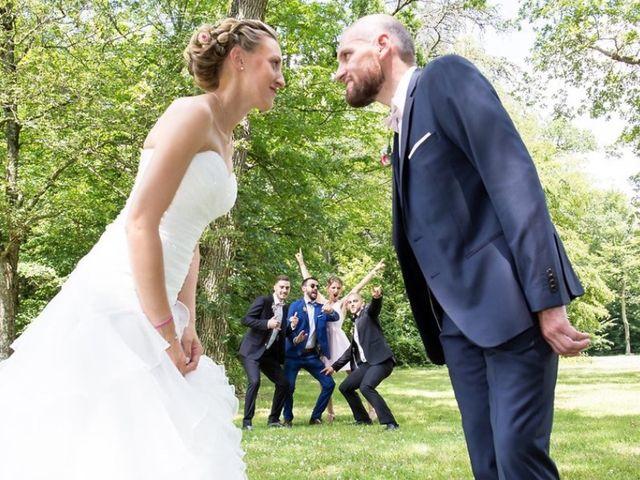 Le mariage de Morgan et Johanna  à Ormes, Loiret 50