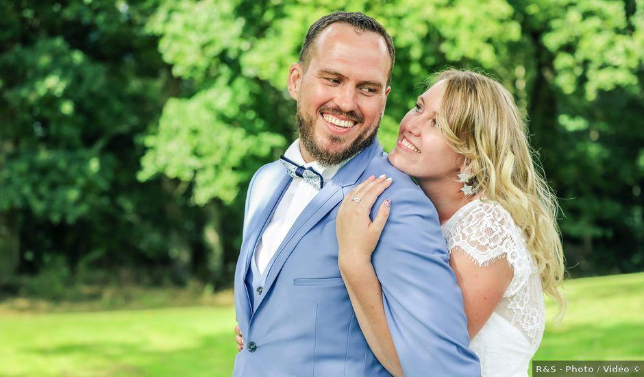 Le mariage de Kaëlig et Julie à Paimpont, Ille et Vilaine