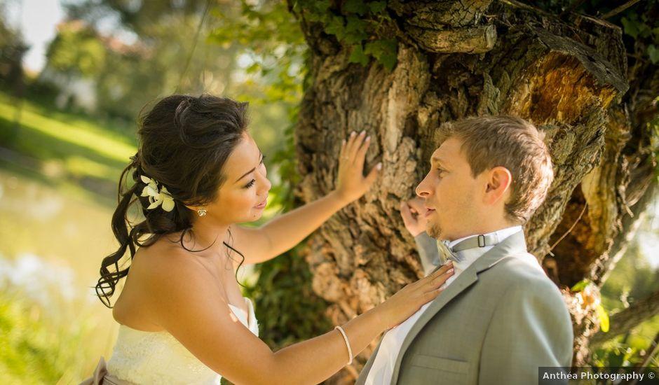 Le mariage de Victor et Youlie à Charly, Rhône