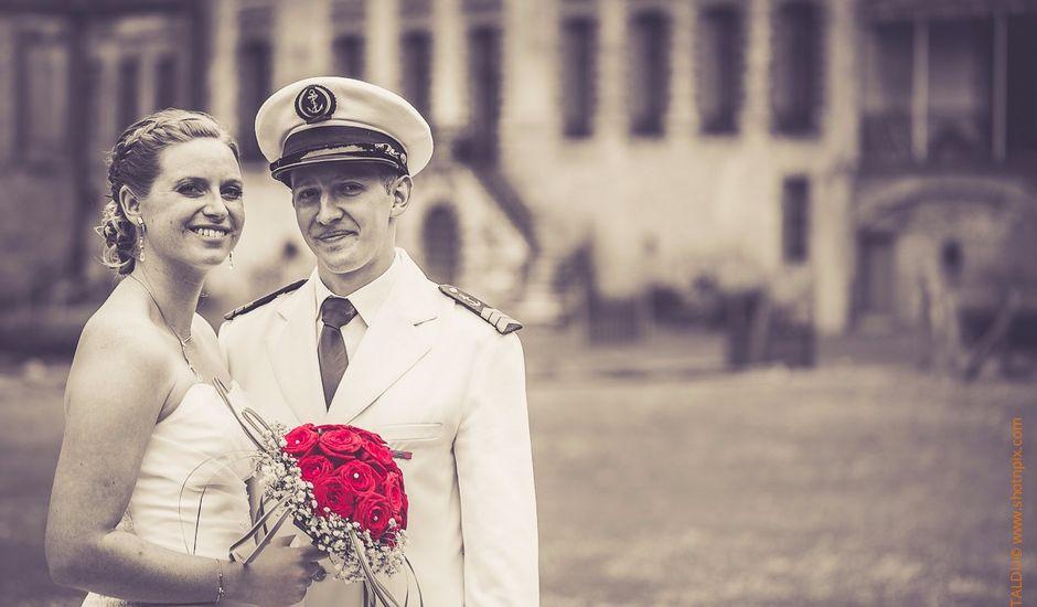 Le mariage de Nathan et Hélène à Saint-Romain-de-Colbosc, Seine-Maritime