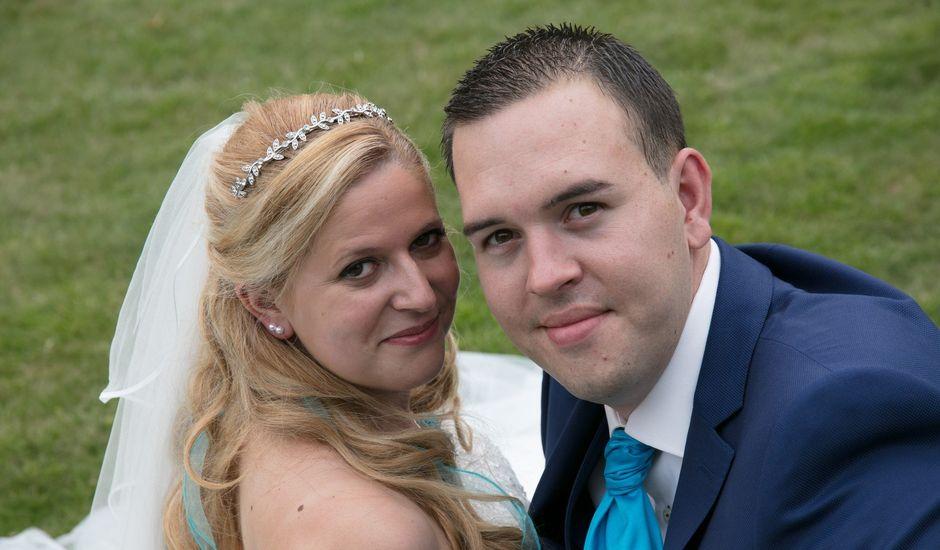 Le mariage de Amélie et Benoît à Leers, Nord