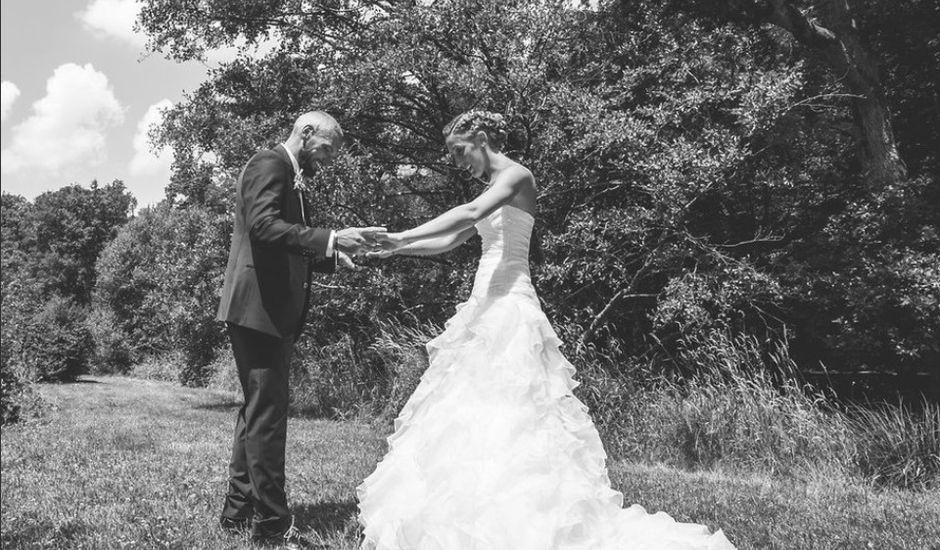 Le mariage de Morgan et Johanna  à Ormes, Loiret