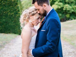 Le mariage de Madison et Morgan