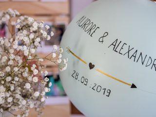 Le mariage de Aurore et Alexandre 1