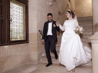 Le mariage de Jessica et Bouchta