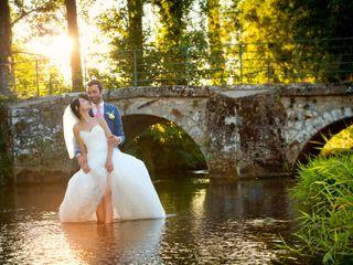 Le mariage de Perrine et Geoffroy