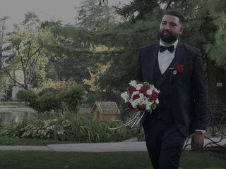 Le mariage de Manon et Ayman 1