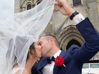Le mariage de Gabrielle et Thibaut
