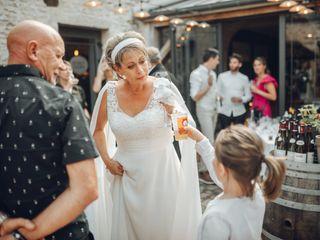 Le mariage de Nathalie et Claude 1