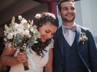 Le mariage de Chloé et Benjamin