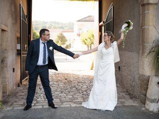 Le mariage de Stéphanie et Ghyslain