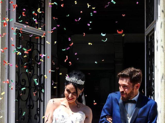 Le mariage de Melvin et Nolwenn à Montreuil-Juigné, Maine et Loire 1