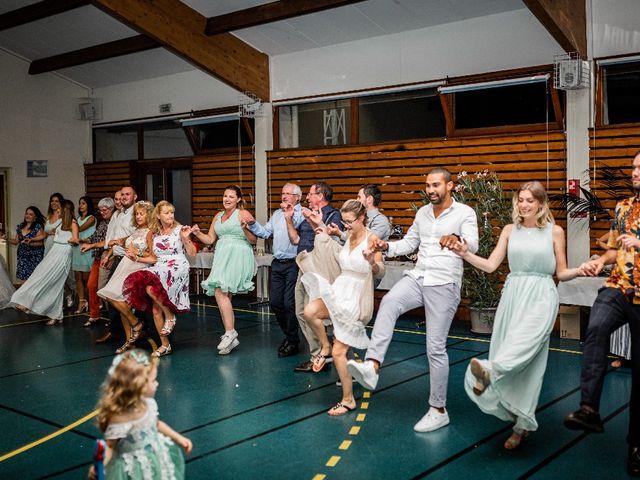 Le mariage de Steve et Helen à Ergersheim, Bas Rhin 1