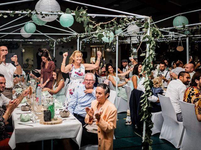 Le mariage de Steve et Helen à Ergersheim, Bas Rhin 4