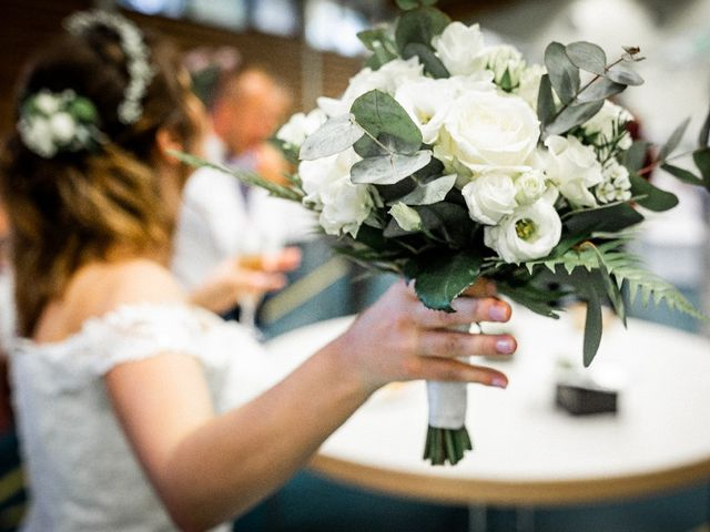 Le mariage de Steve et Helen à Ergersheim, Bas Rhin 6