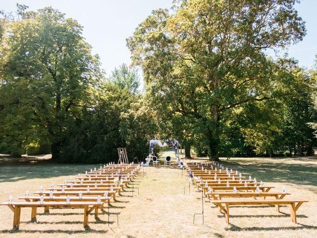 Le mariage de Morgan et Madison à Diors, Indre 18