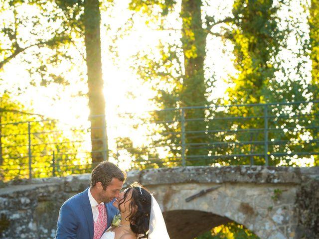 Le mariage de Geoffroy et Perrine à Sévérac-le-Château, Aveyron 12