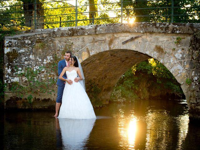 Le mariage de Geoffroy et Perrine à Sévérac-le-Château, Aveyron 15
