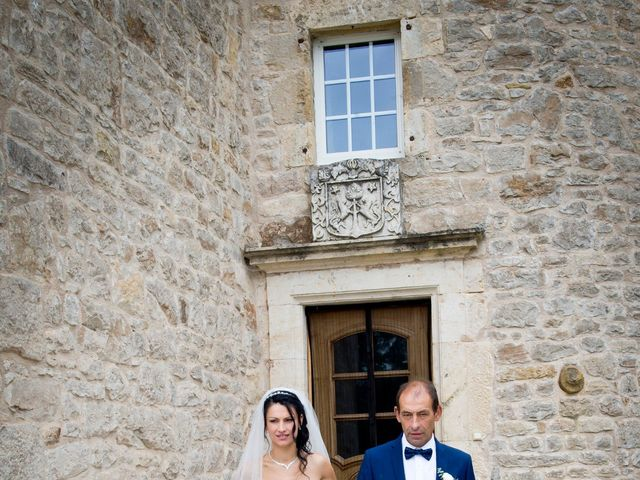 Le mariage de Geoffroy et Perrine à Sévérac-le-Château, Aveyron 36