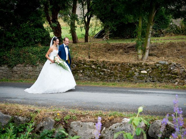 Le mariage de Geoffroy et Perrine à Sévérac-le-Château, Aveyron 39