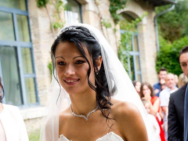 Le mariage de Geoffroy et Perrine à Sévérac-le-Château, Aveyron 45