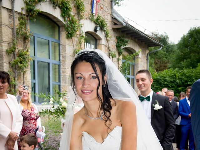 Le mariage de Geoffroy et Perrine à Sévérac-le-Château, Aveyron 48