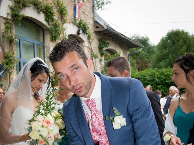 Le mariage de Geoffroy et Perrine à Sévérac-le-Château, Aveyron 49