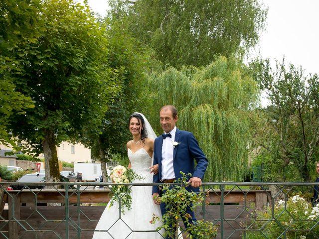 Le mariage de Geoffroy et Perrine à Sévérac-le-Château, Aveyron 51
